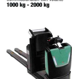 Commisionatore OPB10-20N - Commissionatore con volante - 1000 Kg / 2000 Kg