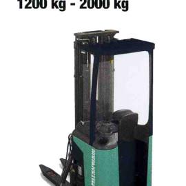 Stoccatore SBR12-20N - Stoccatori operatore a bordo in piedi - 1200 Kg / 2000 Kg