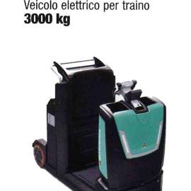 Transpallet Elettrico TBR30N - Veicolo elettrico per traino - 3000 Kg